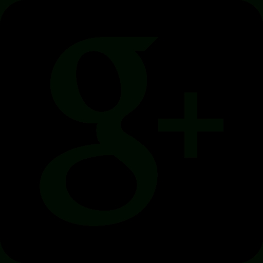 Google Plus Logo Transparent White Website Templates