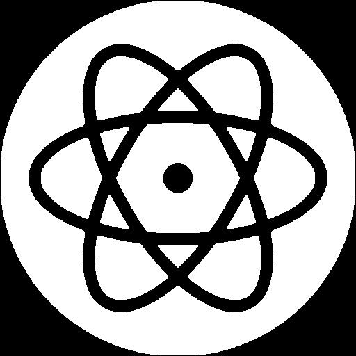 White Google Scholar Icon