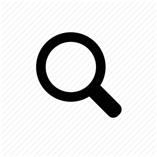 Google Search Magnifying Glass Icon