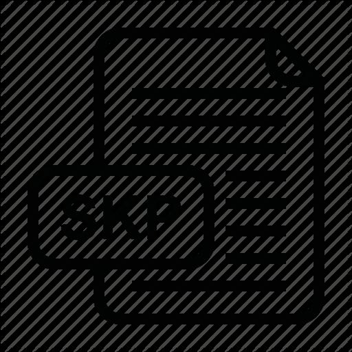 , Format, Format, Sketchup, Skp Icon