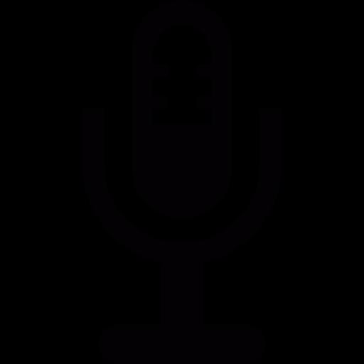 Radio, Technology, Talk Icon