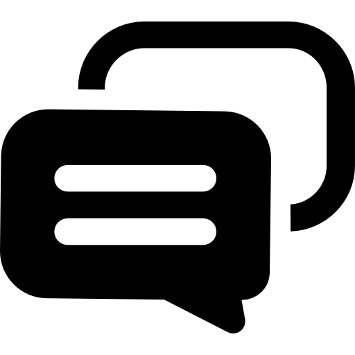 Talk Bubbles Icons Free Download