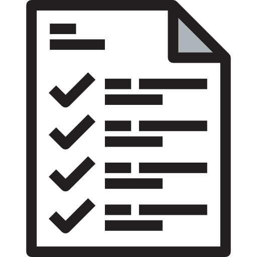 Business And Finance, Checking, Task, List, Planning, Tasks Icon