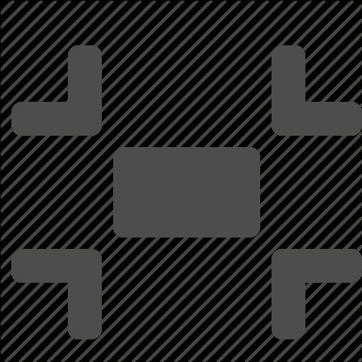 Minimize, Shrink, Video Icon