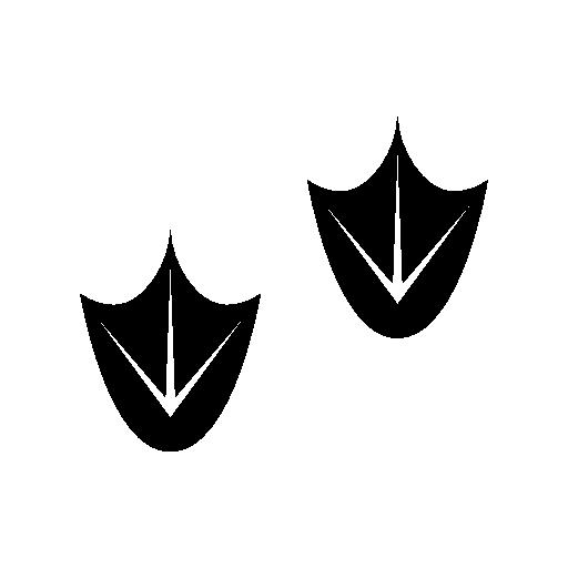 Gooseprints Free Vector Icons Designed