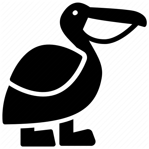 Bird, Duck, Goose, Hawaii Bird, Nene Bird Icon