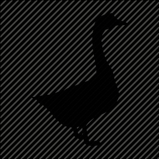 Domestic, Duck, Goose, Oca Icon