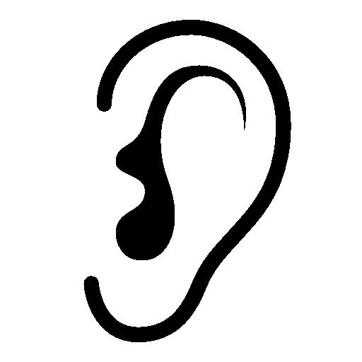 Ear Listening Png Hd Transparent Ear Listening Hd Images