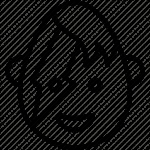 Emojis, Emotion, Face, Flash, Goth, Rocker, Smiley Icon