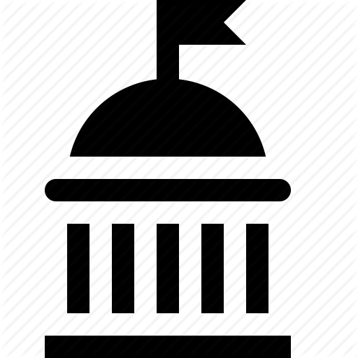 Federal, Government, Politics, Rule, Washington Icon
