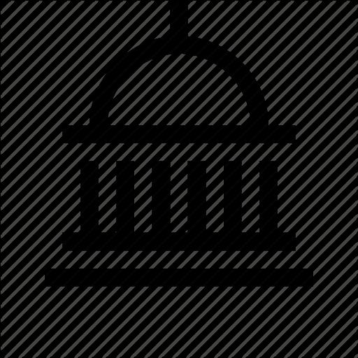 Washington Vector Building Congress Transparent Png Clipart Free