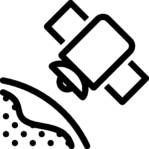 Maps Satellite In Orbit Icon Ios Iconset