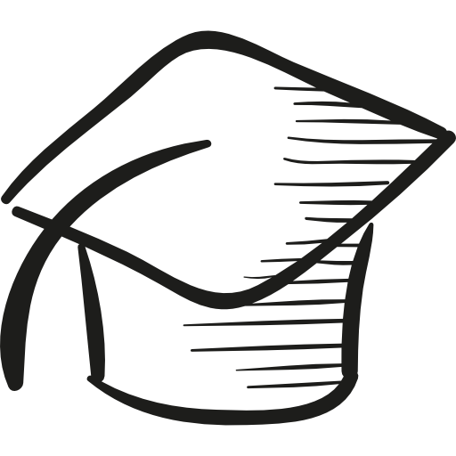 Graduation, Graduate, Graduation Cap Icon