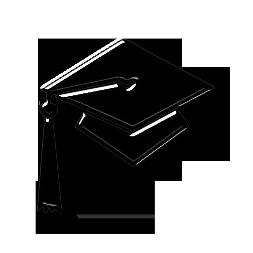 Graduation Cap Clipart Transparent Collection