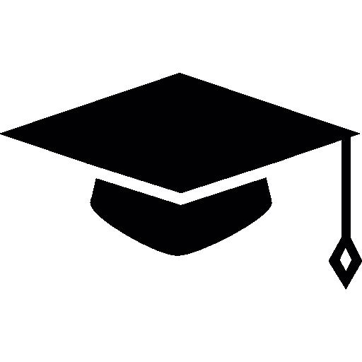 Birrete Vector Graduation Hat Transparent Png Clipart Free