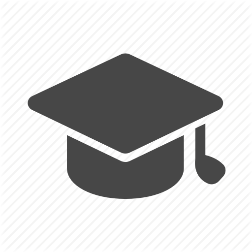 Cap, Education, Graduation Icon