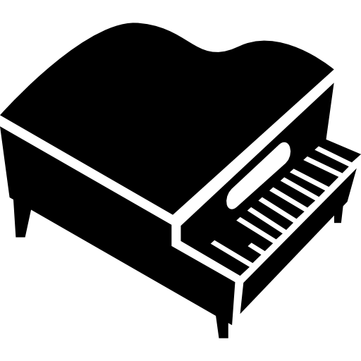 Grand Piano Icons Free Download