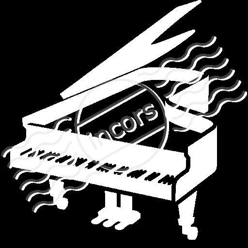 Iconexperience M Collection Grand Piano Icon