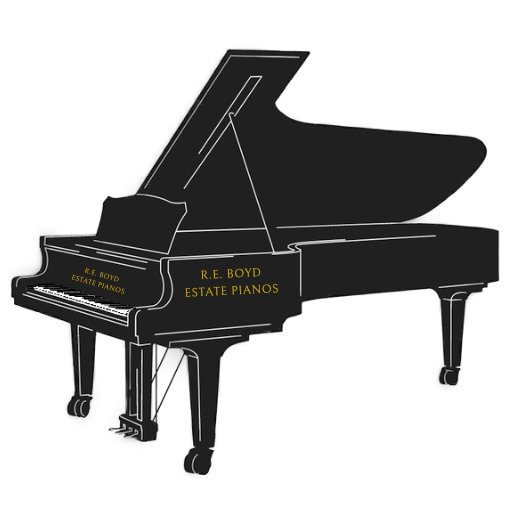 R E Boyd Estate Pianos A Collection Of Finely Rebuilt Steinways