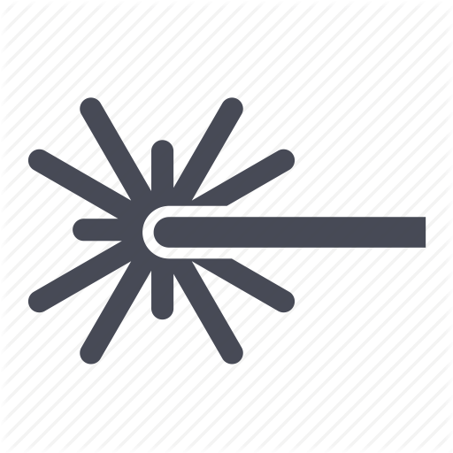 Laser Vector Icon Huge Freebie! Download For Powerpoint