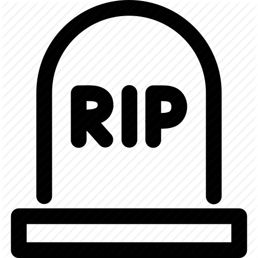 Death, Grave, Halloween, Horror, Religion, Rip, Tomb Icon