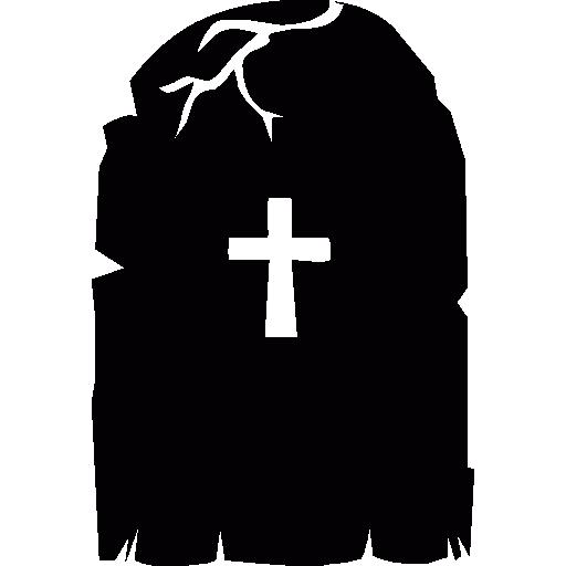 Headstone, Halloween, Tombstone, Grave Icon