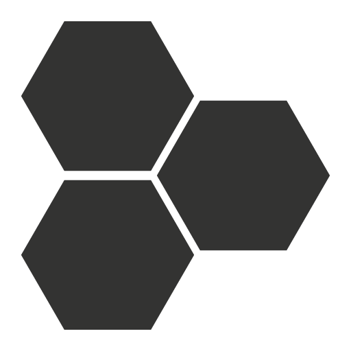 Hexagons Icon