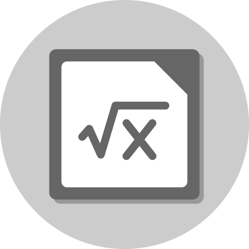 Libreoffice, Math Icon Free Of Macaron