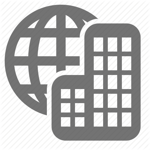 Hq Office Building Icon Images