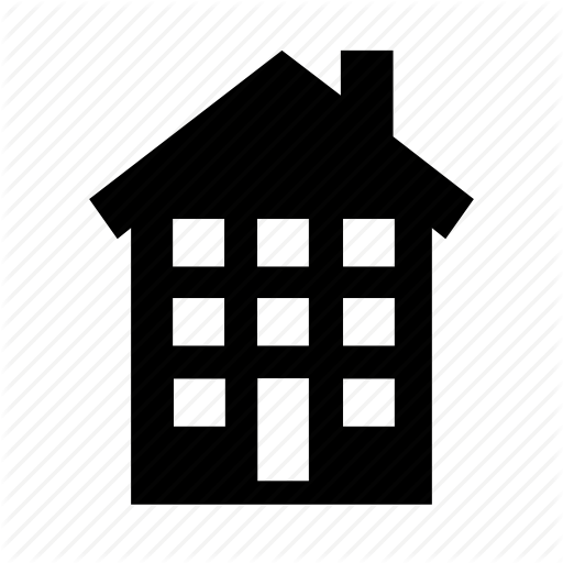 Hotel Building Icon Images