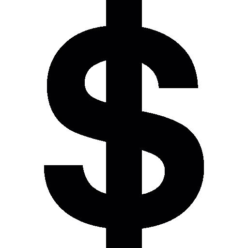 Dollar Symbol Icons Free Download