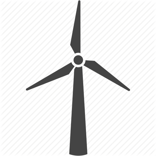 Energy Windmill Icon Free Icons