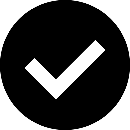 Success, Valid, Done, Green, Check, Complete Icon