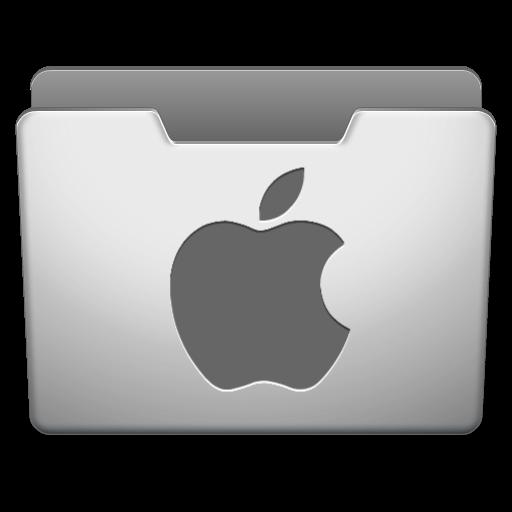 Grey Folder Icon