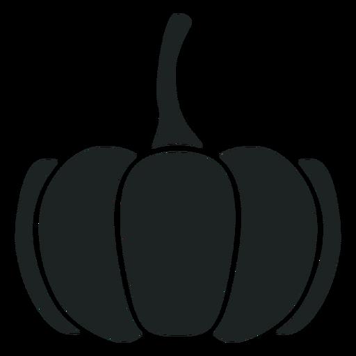 Pumpkin Grey Icon