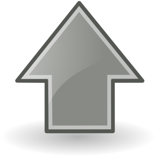 Up Grey Icons, Free Up Grey Icon Download