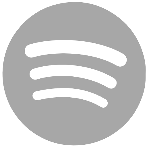 Spotify, Social Network Icon Free Of Social Grey Icons