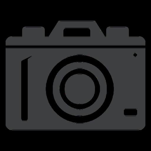 Digital Camera Grey Icon