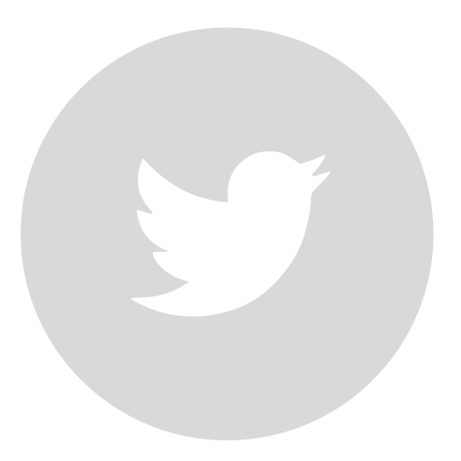 Twitter Grey Logo Png Images