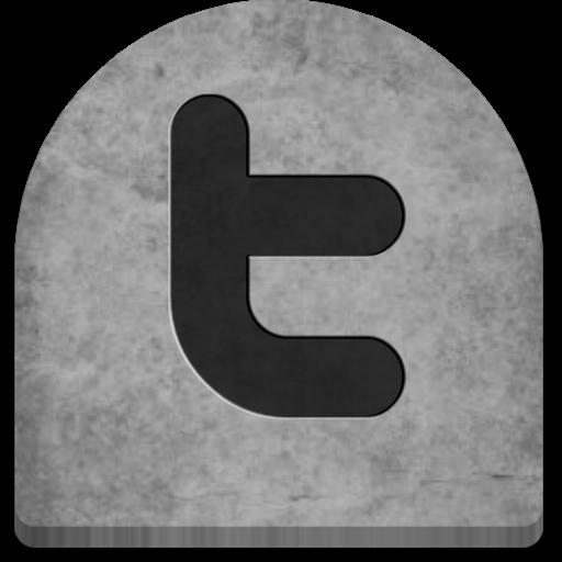 Twitter, Rock, Creepy, Spooky, Halloween, October, Stone, Gray