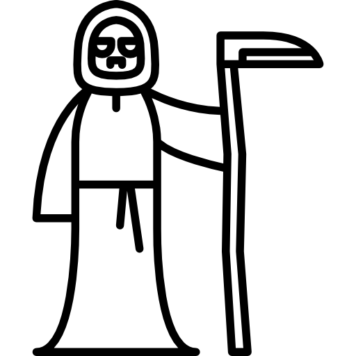 The Grim Reaper Icons Free Download