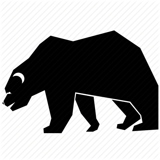 Animal, Grizzly Bear Icon