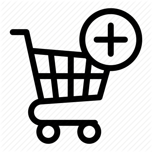 Grocery Cart Icon