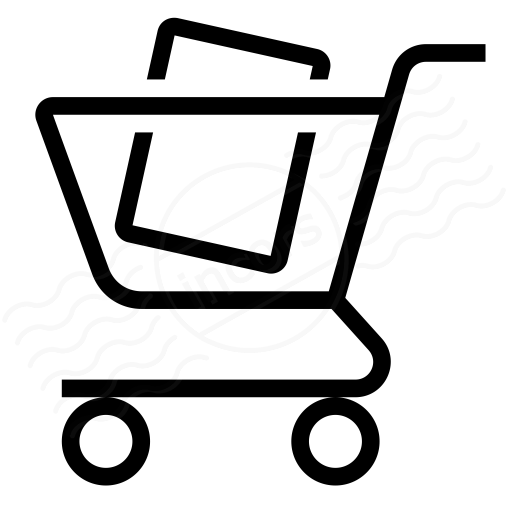 Pictures Of Full Grocery Cart Icon
