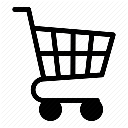 Cart, Commerce, Empty, Grocery, Shopping, Shopping Cart Icon
