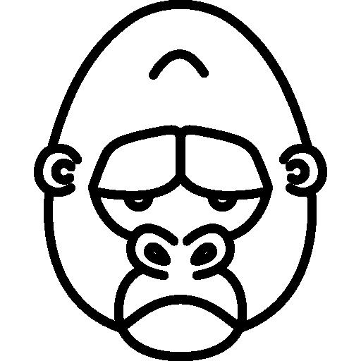 Gorilla Icons Free Download