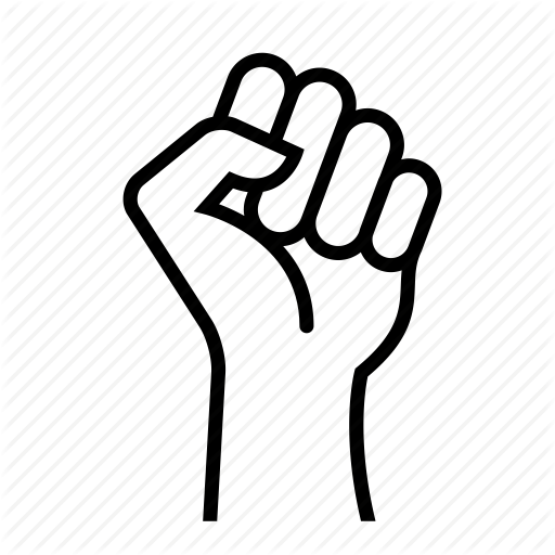 Pictures Of Fist Icon Png