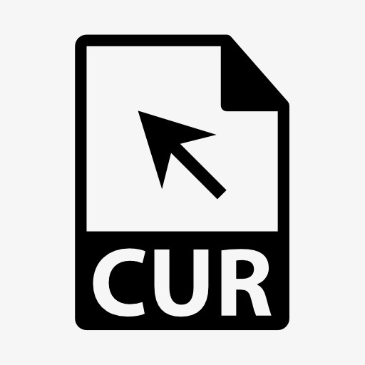Cur Icon, Cur Clipart, Clipart, Icon Clipart Png Image