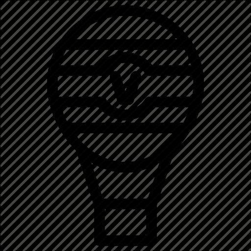 Air, Balloon, Drop, Fortnite, Supply Icon