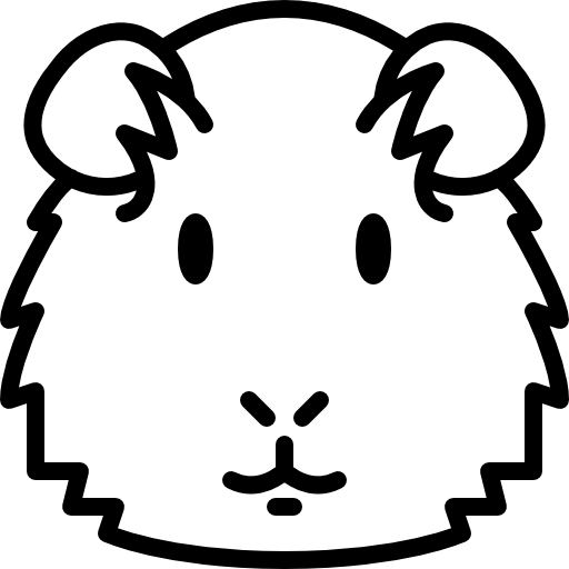 Guinea Pig Heag Icons Free Download